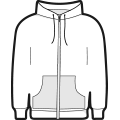 Zipper Hoodies icon
