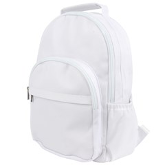 Rounded Multi Pocket Backpack
