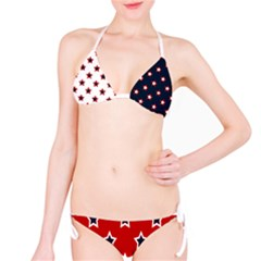 American Stars Bikini by DigitalArtCreations