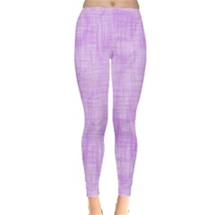 Hidden Pain In Purple Leggings  by FunWithFibro