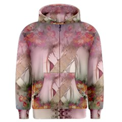 Nature And Human Forces Men s Zipper Hoodies by infloence