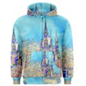 Castle For A Princess Men s Zipper Hoodies View1
