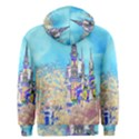 Castle For A Princess Men s Zipper Hoodies View2
