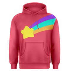 Shooting Star Men s Pullover Hoodies by ULTRACRYSTAL