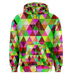 Geo Fun 07 Men s Zipper Hoodies by MoreColorsinLife