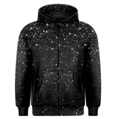 Crystal Bling Strass G283 Men s Zipper Hoodies by MedusArt