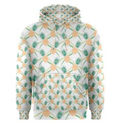 Pineapple Pattern 04 Men s Pullover Hoodies by Famous