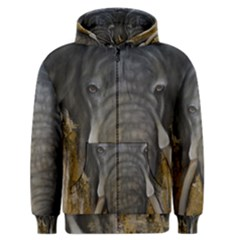 In The Mist Men s Zipper Hoodies