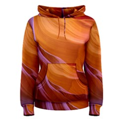Antelope Canyon 2 Women s Pullover Hoodies by trendistuff
