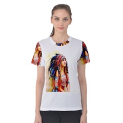 Indian 22 Women s Cotton Tee by indianwarrior