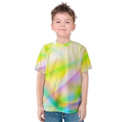 New 7 Kid s Cotton Tee by timelessartoncanvas