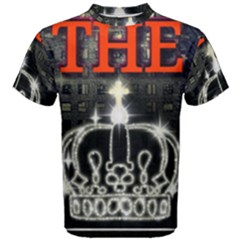 The King Men s Cotton Tee by SugaPlumsEmporium