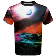 Hello World Men s Cotton Tee