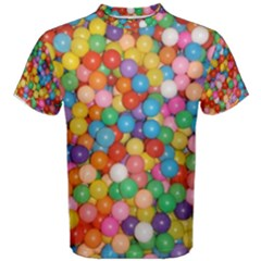 Ball Pit Men s Cotton Tee by Arcade