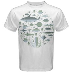 Underwater Men s Cotton Tee by Contest2494934
