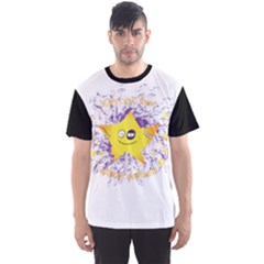 Stars Can t Shine Without Darkness Men s Sport Mesh Tee by Contest2490117