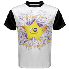 Stars Can t Shine Without Darkness Men s Cotton Tee by Contest2490117
