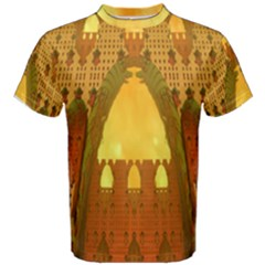 """arabian Delights"" By Spaced Painter Men s Cotton Tee by SpacedPainterArt"