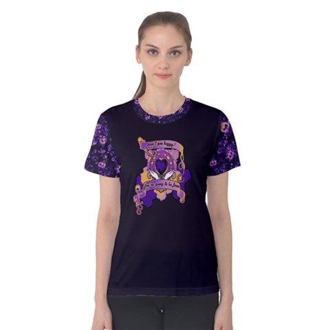 The Fallen One Women s Cotton Tee by Contest2256135