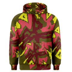 Abstraction Men s Pullover Hoodie by Valentinaart