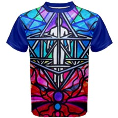 Merkabah   Men s Cotton Tee