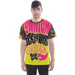 Clowntown Men s Sport Mesh Tee