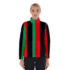 Kwanzaa Colors African American Red Black Green  Winterwear by yoursparklingshop