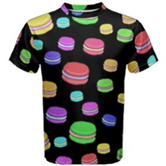 Colorful Macaroons Men s Cotton Tee by Valentinaart