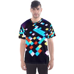 Dance Floor Men s Sport Mesh Tee