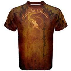 Flaming Old Style   Men s Cotton Tee