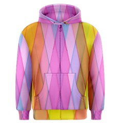 Graphics Colorful Color Wallpaper Men s Zipper Hoodie by Nexatart