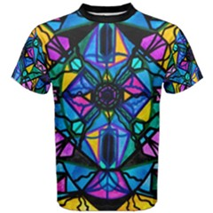 Dopamine - Men s Cotton Tee by tealswan