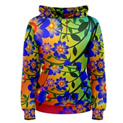 Abstract Background Backdrop Design Women s Pullover Hoodie by Amaryn4rt