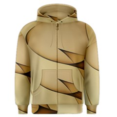 Edge Gold Wave Men s Zipper Hoodie