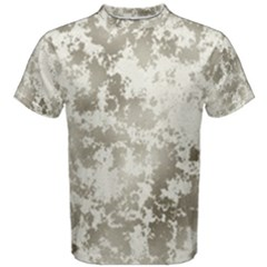 Wall Rock Pattern Structure Dirty Men s Cotton Tee by Simbadda