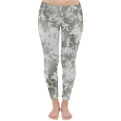 Wall Rock Pattern Structure Dirty Classic Winter Leggings by Simbadda