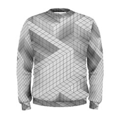 Design Grafis Pattern Men s Sweatshirt by Simbadda