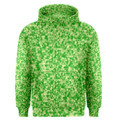 Specktre Triangle Green Men s Pullover Hoodie by Alisyart
