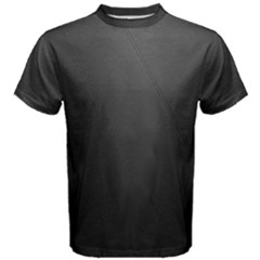 Leather Stitching Thread Perforation Perforated Leather Texture Men s Cotton Tee by Simbadda