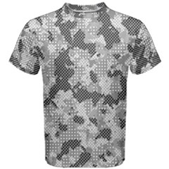 Camouflage Patterns  Men s Cotton Tee by Simbadda