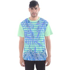 Hawaii Stripes Men s Sport Mesh Tee
