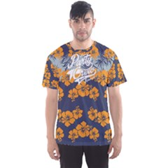 Hawaii Navy 2 Men s Sport Mesh Tee