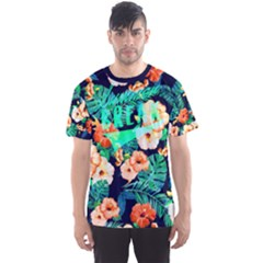 Hawaii Jungle 2 Men s Sport Mesh Tee