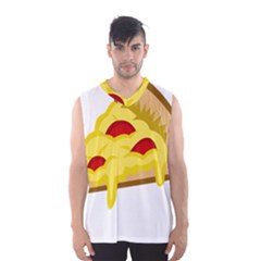 Pasta Salad Pizza Cheese Men s Basketball Tank Top