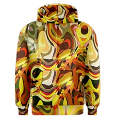 Colourful Abstract Background Design Men s Zipper Hoodie by Simbadda