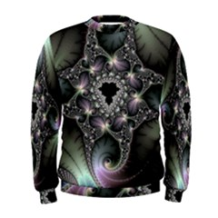 Magic Swirl Men s Sweatshirt by Simbadda