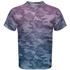 Celebration Purple Pink Grey Men s Cotton Tee by Mariart