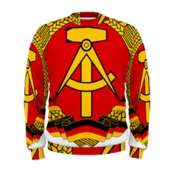 National Emblem Of East Germany  Men s Sweatshirt by abbeyz71