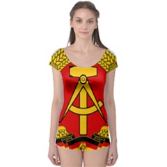 National Emblem Of East Germany  Boyleg Leotard  by abbeyz71