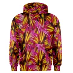 Floral Pattern Background Seamless Men s Pullover Hoodie by Nexatart